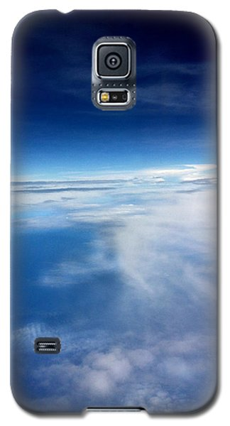 Middle Of Nowhere  Galaxy S5 Case by Shabnam Nassir