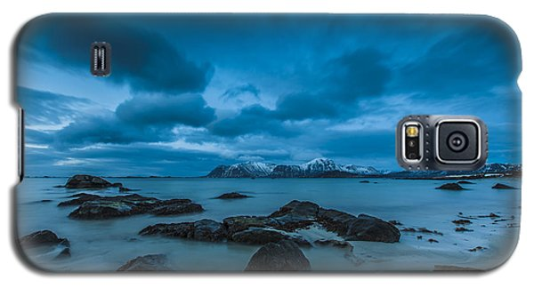 Midnight At Eggum Galaxy S5 Case