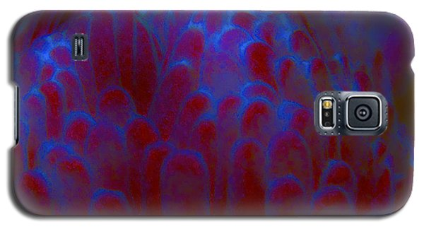 Midnight Bloom Galaxy S5 Case by Jocelyn Kahawai