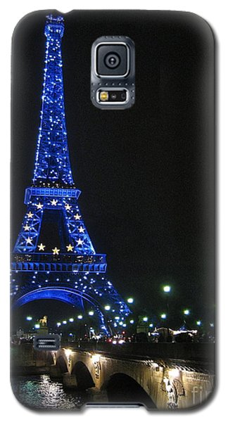 Midnight Blue Galaxy S5 Case by Suzanne Oesterling