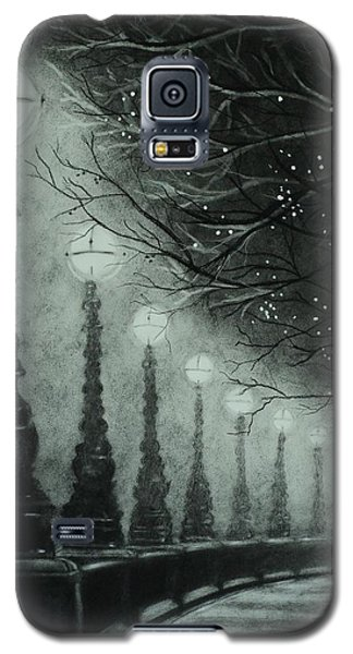 Midnight Dreary Galaxy S5 Case