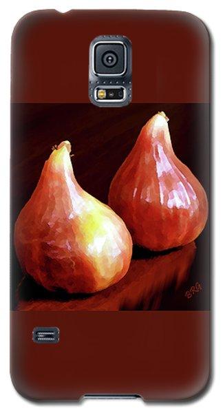 Midnight Figs Galaxy S5 Case by Ben and Raisa Gertsberg