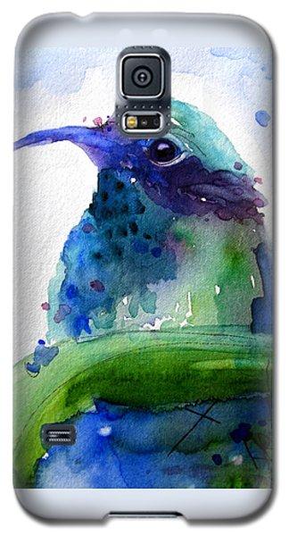 Midnight Hummer Galaxy S5 Case