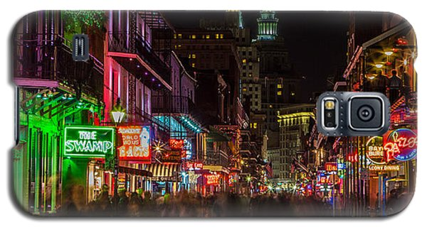 Midnight On Bourbon Street Galaxy S5 Case