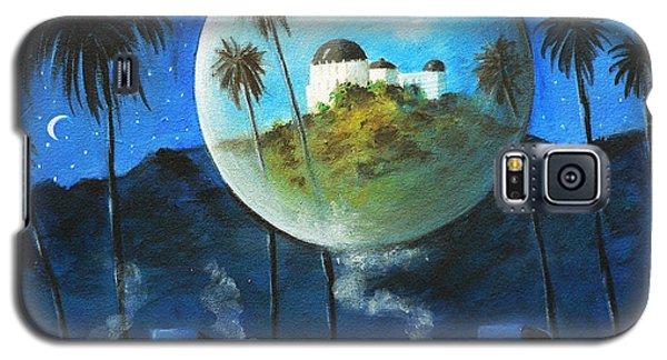 Midnights Dream In Los Feliz Galaxy S5 Case by S G