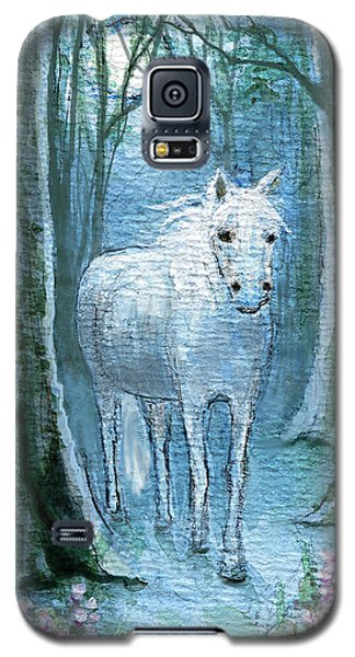 Galaxy S5 Case featuring the painting Midsummer Dream by Terry Webb Harshman