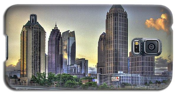 Midtown Atlanta Sunrise Galaxy S5 Case