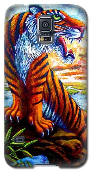 Mighty Tigress Galaxy S5 Case