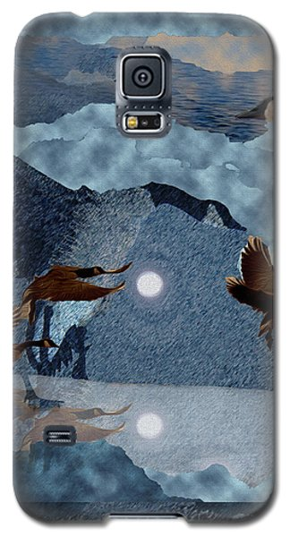 Migrations Galaxy S5 Case by Kathy Bassett