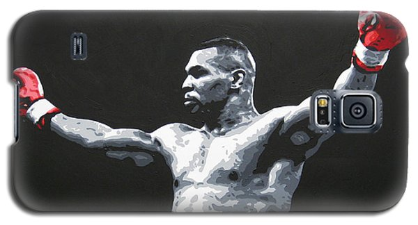 Mike Tyson 1 Galaxy S5 Case