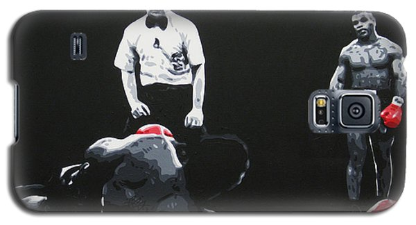 Mike Tyson 3 Galaxy S5 Case