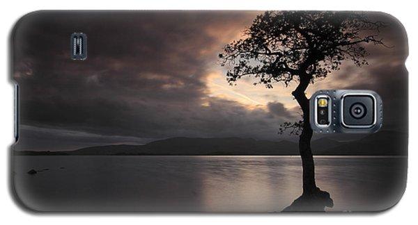 Milarrochy Bay Sunset Galaxy S5 Case