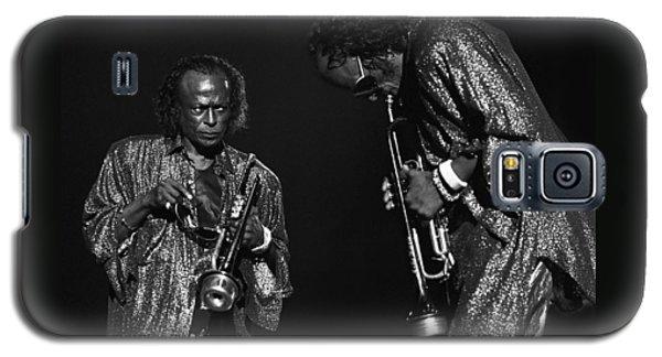 Miles Davis Galaxy S5 Case