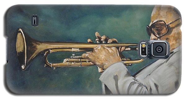 Miles Davis - Solo Galaxy S5 Case