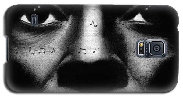 Miles Davis Tutu Galaxy S5 Case