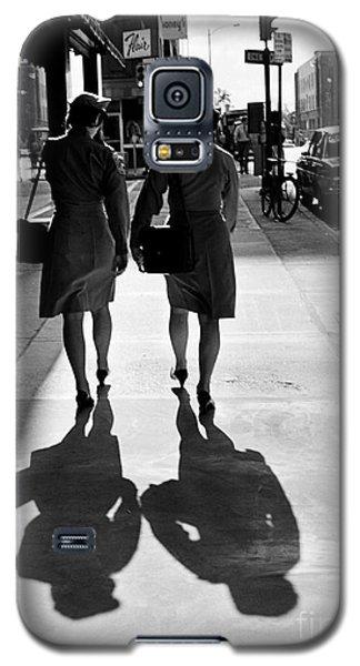 Military Ladies Galaxy S5 Case
