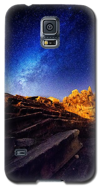 Milky Way At Aizanoi-2 Galaxy S5 Case