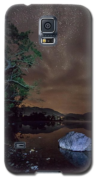 Milky Way At Gwenant Galaxy S5 Case by Beverly Cash