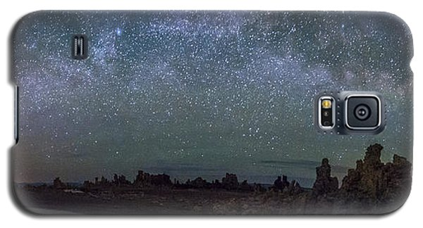 Milky Way At Mono Lake Galaxy S5 Case