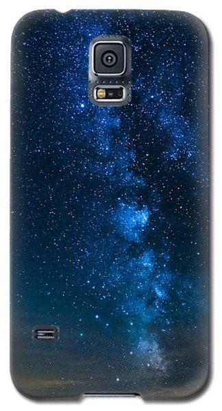 Milky Way Cherry Springs Galaxy S5 Case