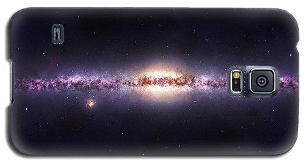 Milky Way Galaxy Galaxy S5 Case