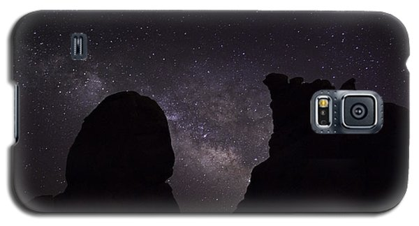 Milky Way Over The Seven Sisters 5  Galaxy S5 Case