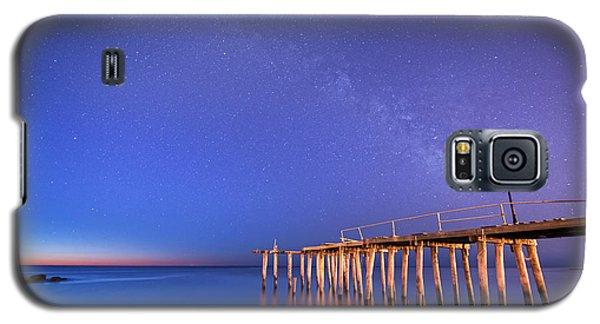 Milky Way Sunrise Galaxy S5 Case