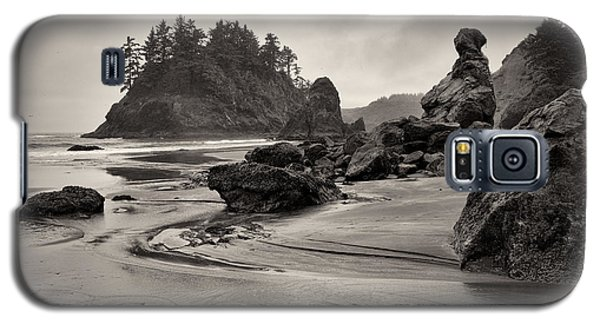 Mill Creek And Pewetole Island At Trinidad State Beach Galaxy S5 Case