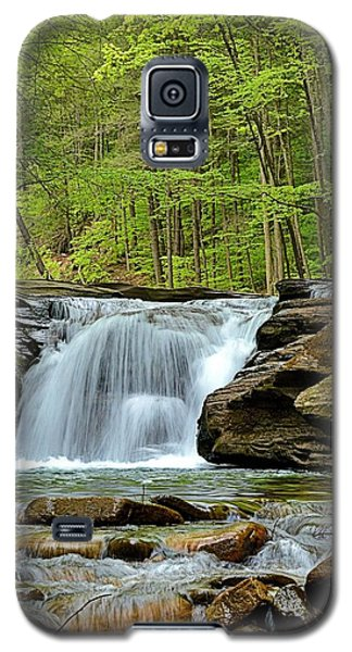 Mill Creek Falls #2 Galaxy S5 Case