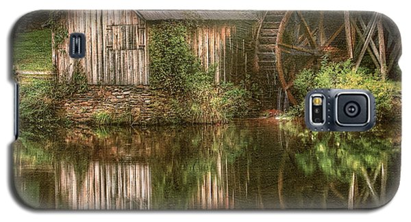Mill On The Blue Ridge  Galaxy S5 Case by Darren Fisher