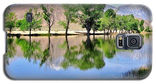 Mill Pond Galaxy S5 Case by Marilyn Diaz