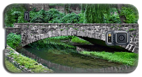 Mill Race Bridge. Hagley Museum. Galaxy S5 Case