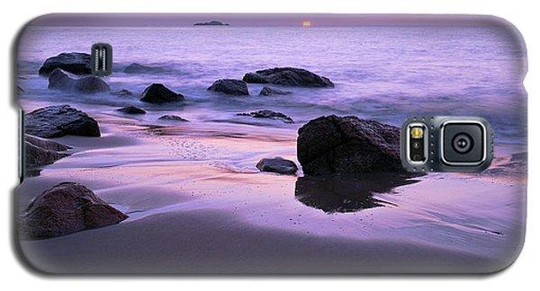 Millennium Sunrise Singing Beach Galaxy S5 Case