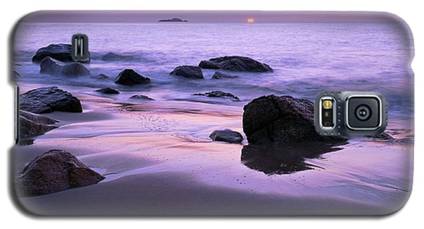 Millennium Sunrise Singing Beach Galaxy S5 Case