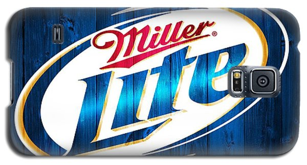 Miller Lite Barn Door Galaxy S5 Case