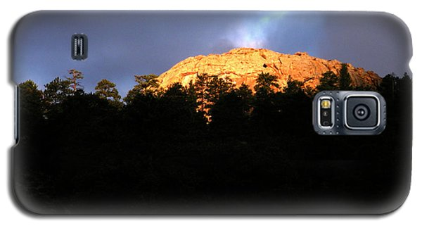 Galaxy S5 Case featuring the photograph Miller Moth Mountain by Craig T Burgwardt