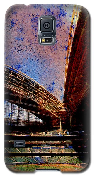 Miller Park 2 W Paint Galaxy S5 Case