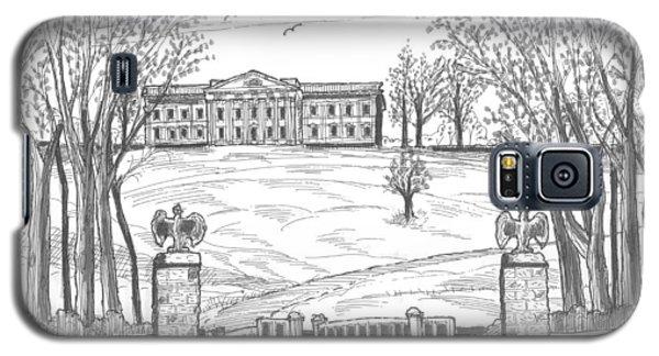 Mills Mansion Staatsburg Galaxy S5 Case