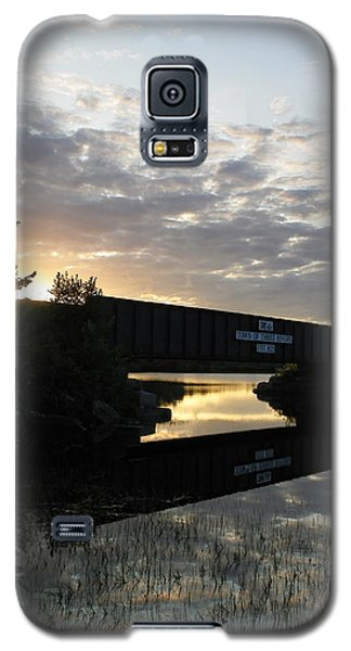Milo Town Of Three Rivers Galaxy S5 Case