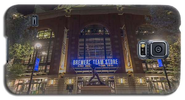 Milwaukee Brewers Miller Park 2 Galaxy S5 Case