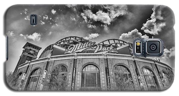 Milwaukee Brewers Miller Park 7 Galaxy S5 Case