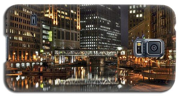 Milwaukee River Galaxy S5 Case by Deborah Klubertanz