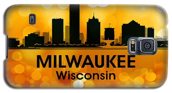 Milwaukee Wi 3 Galaxy S5 Case by Angelina Vick