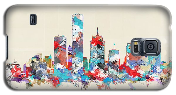 Milwaukee Wisconsin Galaxy S5 Case by Bri B
