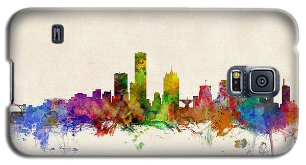 Milwaukee Wisconsin Skyline Galaxy S5 Case