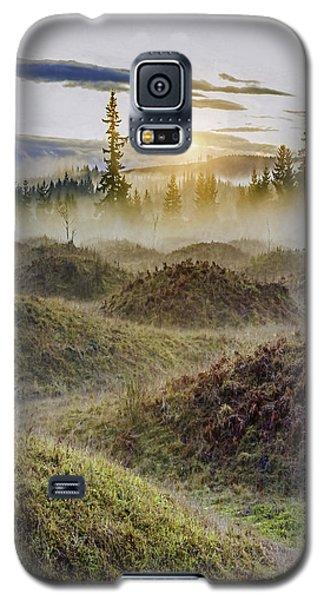 Mima Mounds Mist Galaxy S5 Case