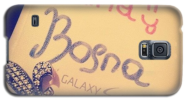 Style Galaxy S5 Case - #mina #bosna #lijljan #srebro #galaxy by Amina Karisik