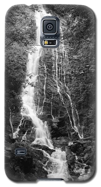 Galaxy S5 Case featuring the photograph Mingo Falls by Harold Rau