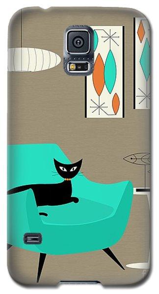 Mini Gravel Art 7 Galaxy S5 Case