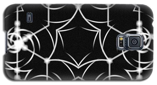 Minimal Life Vortex Galaxy S5 Case